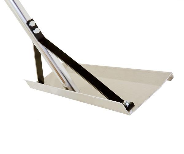 Скребок для крыши как сделать